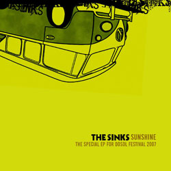 CD The Sinks - Sunshine