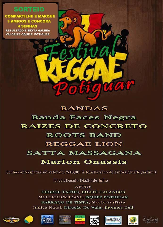 reggae potiguar festvial