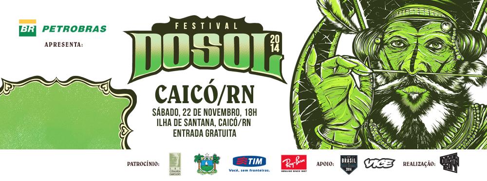 FESTIVAL DOSOL 2014 – EDIÇÃO CAICÓ