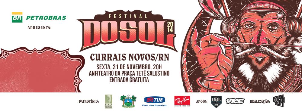FESTIVAL DOSOL 2014 – EDIÇÃO CURRAIS NOVOS