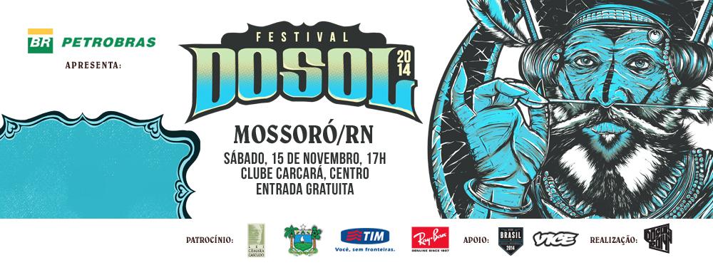 FESTIVAL DOSOL 2014 – EDIÇÃO MOSSORÓ