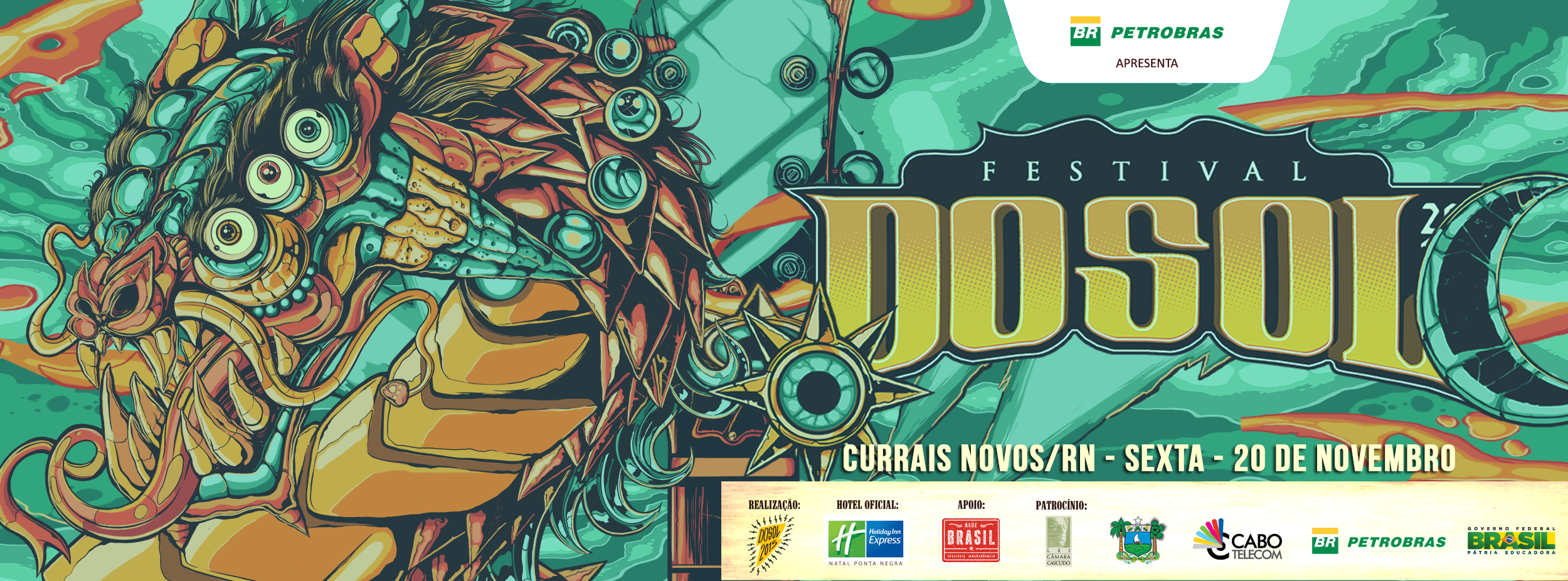 Festival DoSol 2015 – Currais Novos/RN
