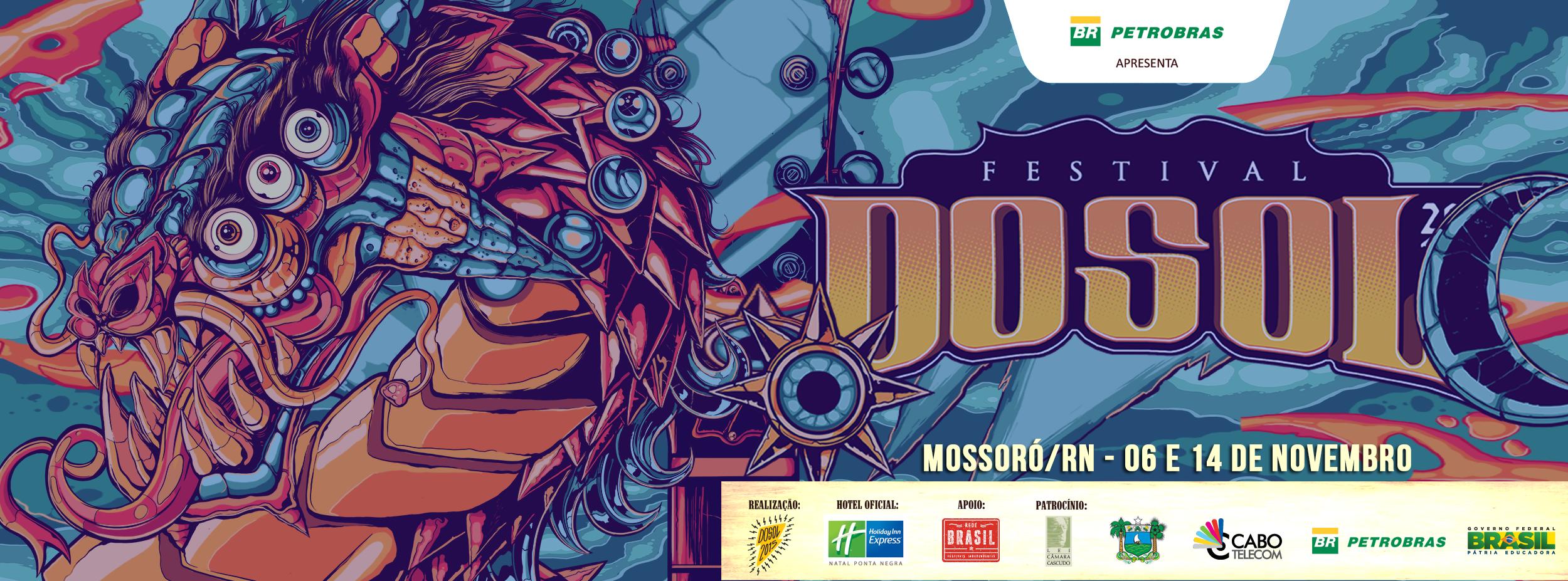 Festival DoSol 2015 - Mossoró/RN