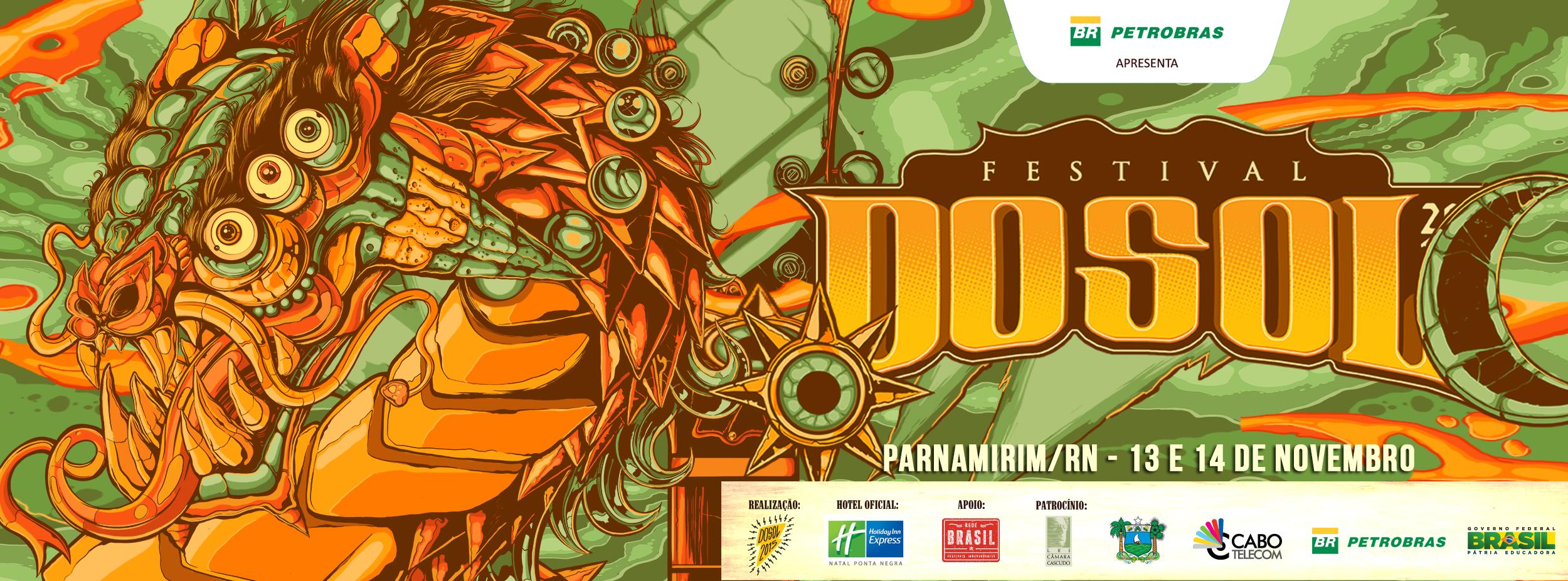 Festival DoSol 2015 – Parnamirim/RN