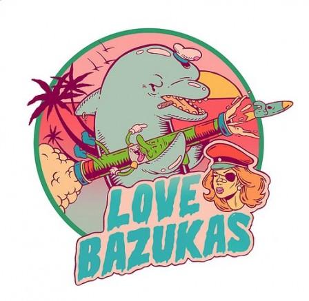 LOVE BAZUKAS por douglas_bicicleta